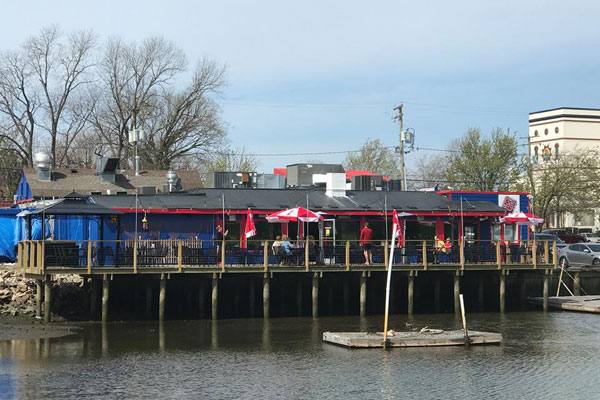 Mack's Barge Norfolk Virginia
